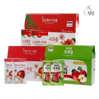 [티몬균일가] 싱싱/선비촌/사랑으로 사과즙 모음전