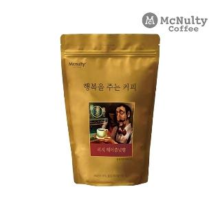 [대용량]맥널티 헤이즐넛향 분쇄 원두커피 1kg×5개입×1박스