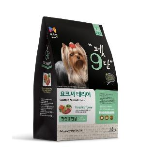 [슈퍼마트] 목우촌 펫9단 요크셔테리어 1.8kg