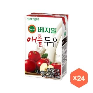 [티몬균일가] 정식품 베지밀 애플두유 145ml*24팩