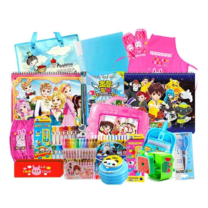 [이건사야해] 초등학교 입학선물 문구세트 학용품 준비물 모음전