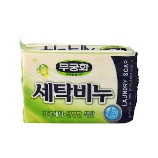 [슈퍼마트] 무궁화 세탁비누 230g*4