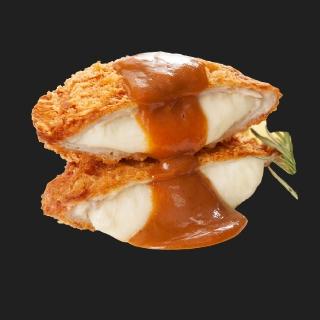 [티몬블랙딜] 진푸드시스템 못난이스테이크 500g 1봉 - 진쿡 치즈가흘러넘쳐 슈퍼치즈돈까스200g   빅사이즈   자연치즈99%   치즈함량35% +소스증정