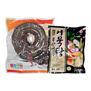 [티몬균일가] 유창 어묵탕/찰순대 1kg