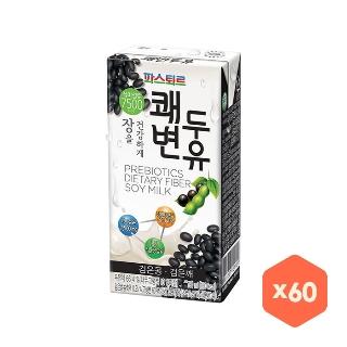 [대용량] 파스퇴르 쾌변두유 검은콩 검은깨 X 190ml X 20입 X 6박스