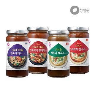 [티몬균일가] 청정원 쌀국수/팟타이 소스 2개 골라담기
