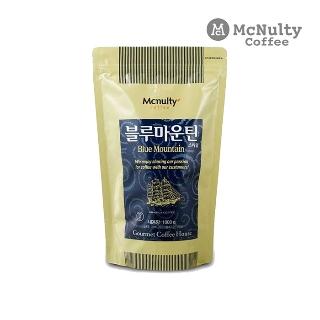 [대용량]맥널티 블루마운틴 홀빈 1kg×4개입×1박스