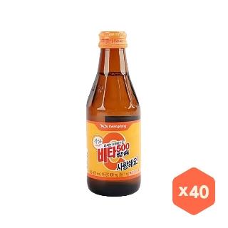 [티몬균일가] 광동 비타500 칼슘 180ml*10병*4개입