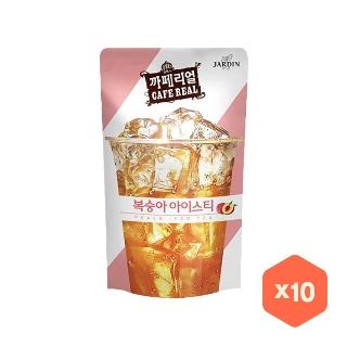 [슈퍼마트]쟈뎅복숭아아이스티230ml*10