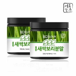 친환경 무농약 새싹보리 분말 150g 1+1 외 15종/스푼포함