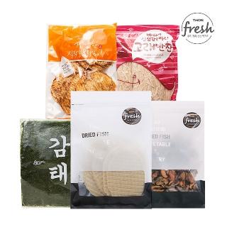 [슈퍼마트] 안주용 참쥐포 30장 외 안주 모음
