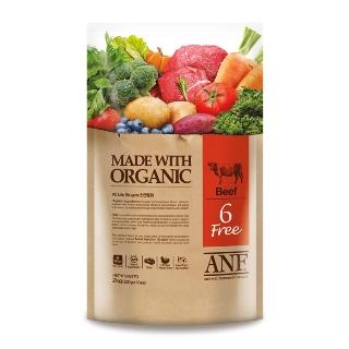 [슈퍼마트] ANF 유기농 6Free 소고기 전연령 강아지 2kg