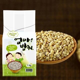[무료배송] 찰보리쌀 3kg(1kg x 3개)