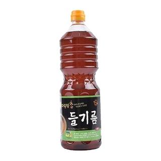[슈퍼마트] 다들림 참 들기름 1.75L