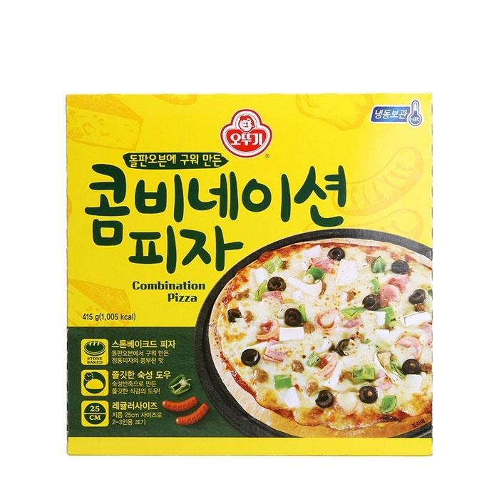 오뚜기 콤비네이션 피자 415g