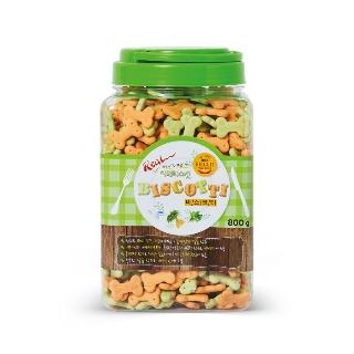 [슈퍼마트] 비스코티 천연야채 비스켓 800g
