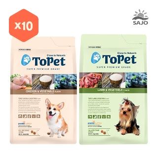 [대용량]사조 투펫 독 1.2kg * 10