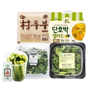 [슈퍼마트] 친환경 이탈리안 샐러드 250g 외 12종