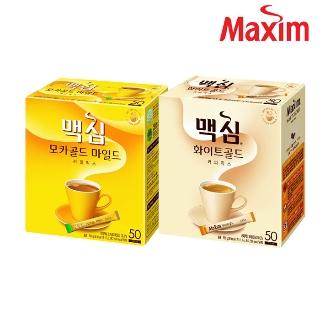 [동서식품] 맥심 모카골드 커피믹스 50T 외 5종 모음전