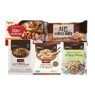 [슈퍼마트] 롯데 쉐푸드 직화데리치킨 덮밥 320g 외 31종