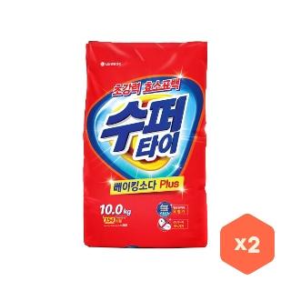 [대용량] 슈퍼타이 리필 10kg x4