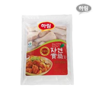 [1212타임] 하림 IFF 자연실록 절단육 1kg