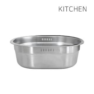 [10분어택] KITCHEN 키친 스텐 설거지바스켓