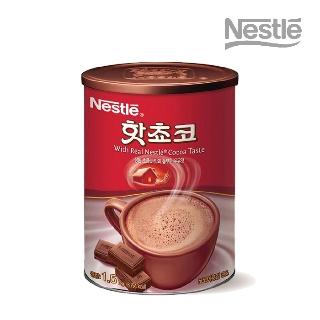 [슈퍼마트]네슬레 핫쵸코 1.5kg 캔
