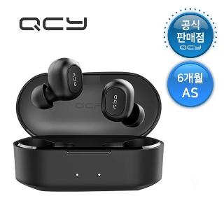 [QCY] T2S 블루투스이어폰 정식수입 6개월 AS
