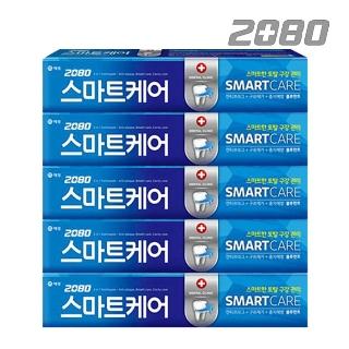 [슈퍼마트] 2080스마트케어190g*5입