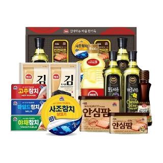 [무료배송] 사조 안심특선 S31호 외 참치/식용유/간식 58종 모음전