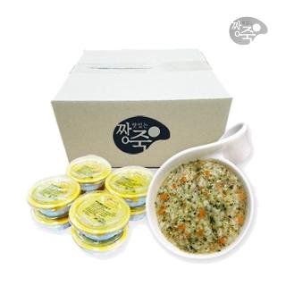 [티몬균일가] 짱죽 실온이유식 아기밥/죽 8팩