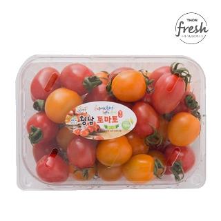 [슈퍼마트] 컬러 대추방울토마토 750g
