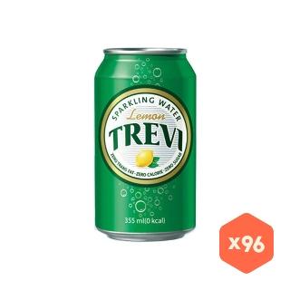 [대용량] 트레비 레몬 캔 355mlX24캔X4박스