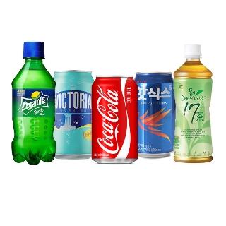 [코카콜라] 코카콜라 355ml x 24입 외 31종 음료
