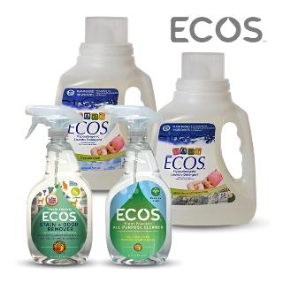 [티몬균일가] 에코스 유아섬유세제(무향,목련/백합) 1478ml 외/다용도 안심 세정제/자가검사완료