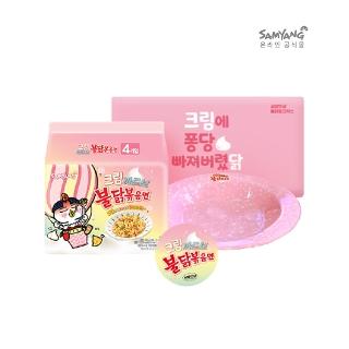 [특가] 삼양 크림까르보불닭 러블리핑크박스 에디션 / 불타는 고추짜장 외 모음전