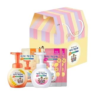 [대용량] 아이깨끗해 복합 선물세트 1호 x2박스
