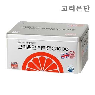[슈퍼마트] 고려은단 비타민C 600정
