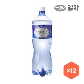[슈퍼마트]일화 초정탄산수 1.5L * 12