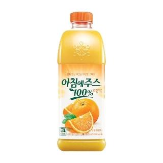 [슈퍼마트] 아침에주스 오렌지 950ml