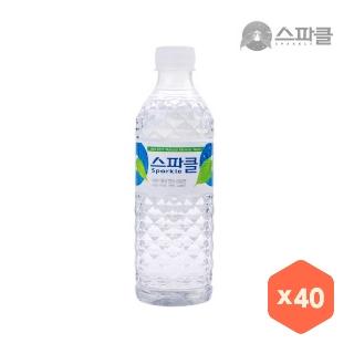 [슈퍼마트] 스파클 500ml x 40병