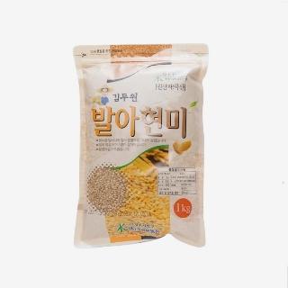 [슈퍼마트] 발아현미 1kg(국산)