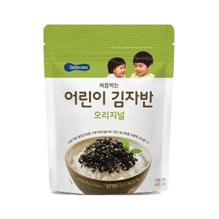 [슈퍼마트] 베베쿡 처음 먹는 어린이 김자반 오리지널 25g