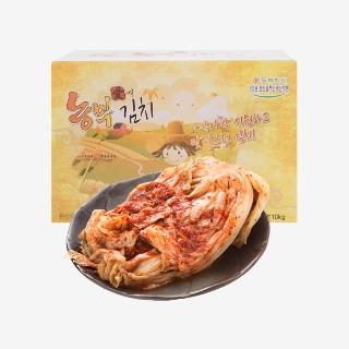[대용량] 농부 애 김치 10kg * 1입