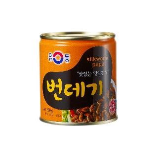 [슈퍼마트]유동 번데기 280g