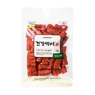 [슈퍼마트] 건강백서 똑짤라 먹이기 편한 닭고기 160g