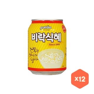 [슈퍼마트]팔도비락식혜238ml*12