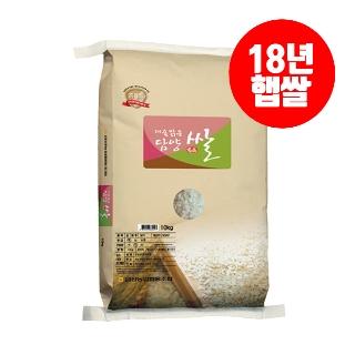 [18년햅쌀][슈퍼마트] 대숲 맑은 담양쌀 10kg