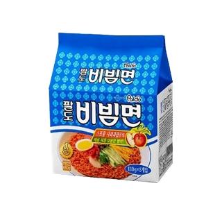 [슈퍼마트]팔도 비빔면 130g*5입